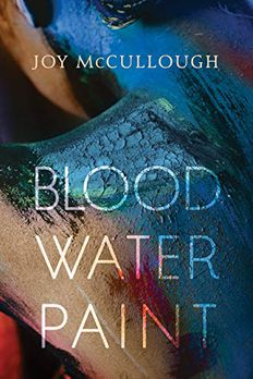 Blood Water Paint book cover