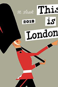 This is London 2018 Wall Calendar book cover