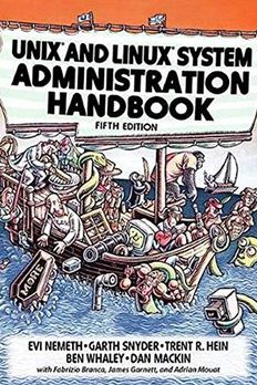 UNIX and Linux System Administration Handbook book cover