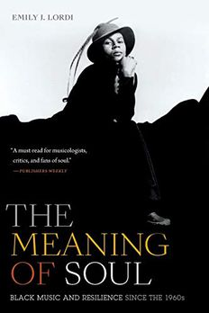The Meaning of Soul book cover