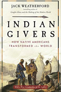 Indian Givers book cover