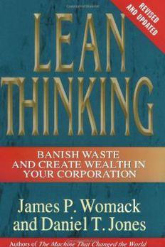 Lean Thinking book cover