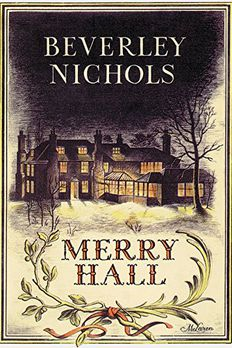 Merry Hall book cover