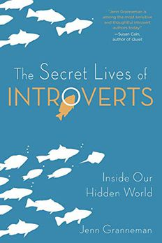 The Secret Lives of Introverts book cover