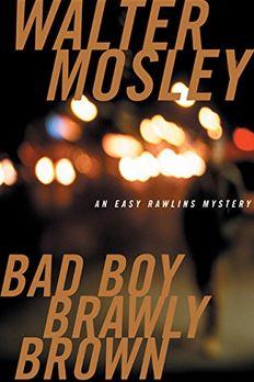Bad Boy Brawly Brown book cover