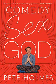 Comedy Sex God book cover