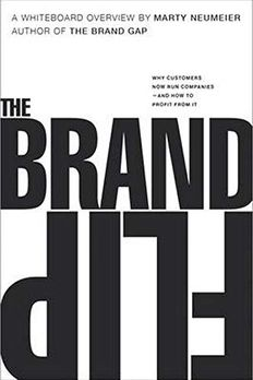 Brand Flip, The book cover
