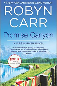 Promise Canyon book cover