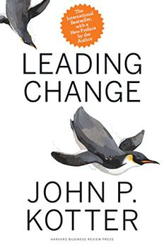 Leading Change, With a New Preface by the Author book cover