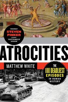 Atrocities book cover
