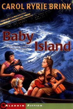 Baby Island book cover