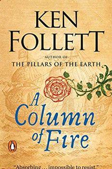 A Column of Fire book cover