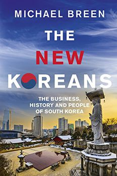 The New Koreans book cover