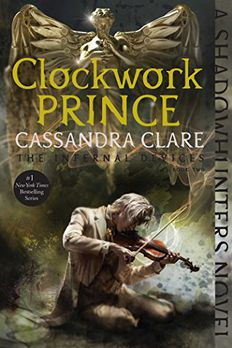 Clockwork Prince book cover