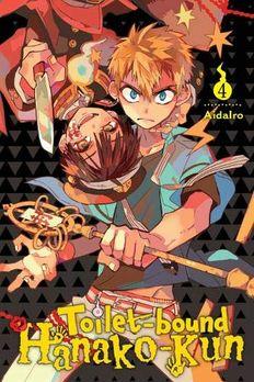 Toilet-bound Hanako-kun, Vol. 4 book cover