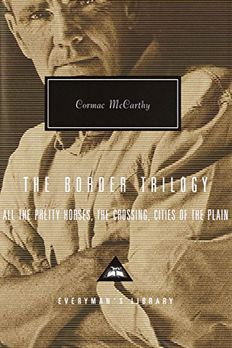 The Border Trilogy book cover