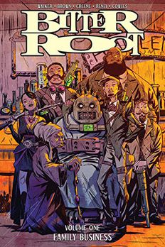 Bitter Root Volume 1 book cover