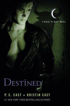 Destined book cover