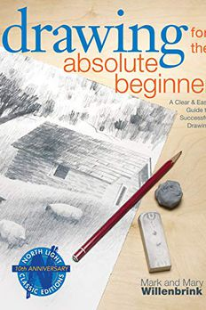 Drawing for the Absolute Beginner book cover