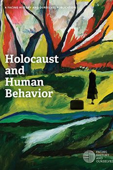 Holocaust and Human Behavior book cover