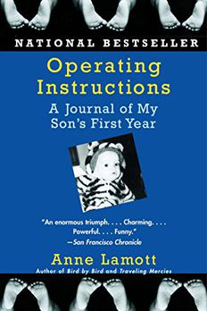 Operating Instructions book cover