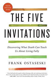 The Five Invitations book cover