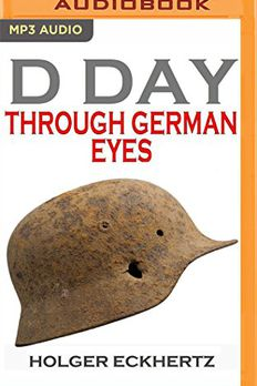 D DAY Through German Eyes book cover