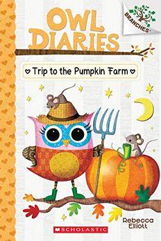 Trip to the Pumpkin Farm book cover