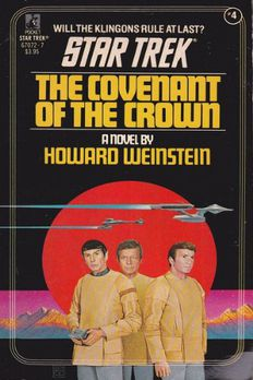 The Covenant of the Crown book cover