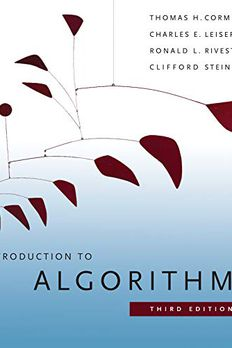 Introduction to Algorithms book cover