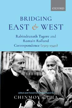 Bridging East and West book cover