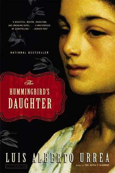 The Hummingbird's Daughter book cover