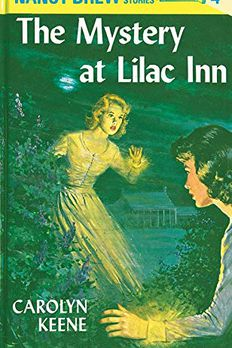 The Mystery at Lilac Inn book cover