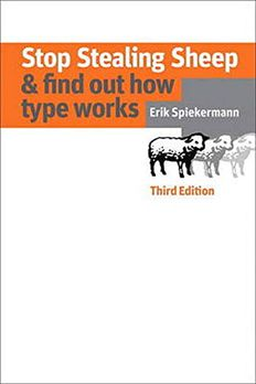 Stop Stealing Sheep & Find Out How Type Works book cover