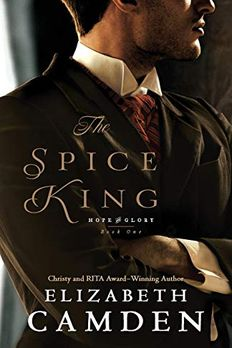 The Spice King book cover