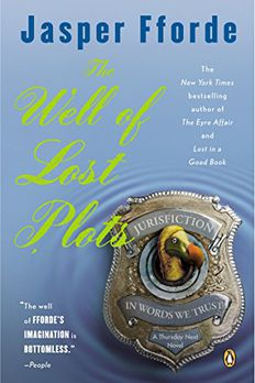 The Well of Lost Plots book cover