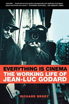 Everything Is Cinema book cover