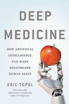 Deep Medicine book cover