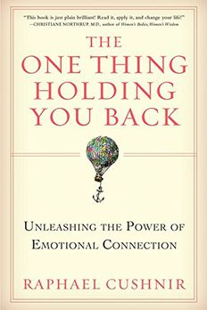 The One Thing Holding You Back book cover