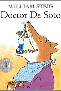 Doctor De Soto book cover