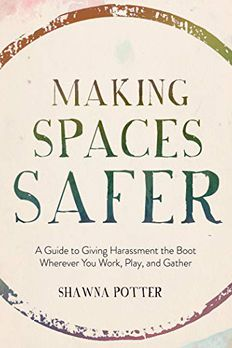 Making Spaces Safer book cover