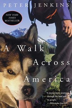 A Walk Across America book cover