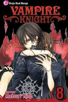 Vampire Knight, Vol. 8 book cover