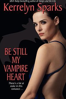 Be Still My Vampire Heartby Kerrelyn Sparks book cover