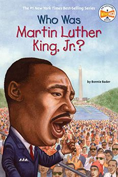 Who Was Martin Luther King, Jr.? book cover