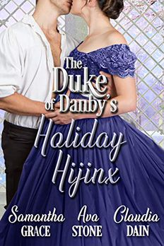 The Duke of Danby's Holiday Hijinx book cover