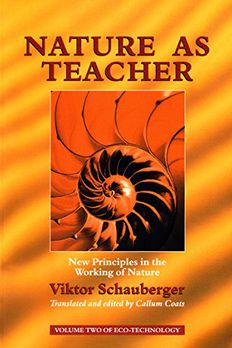 New Nature as Teacher book cover