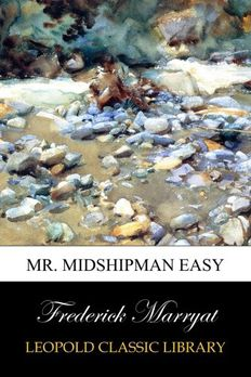 Mr. Midshipman Easy book cover