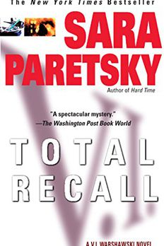 Total Recall book cover