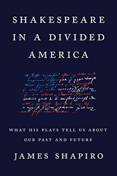 Shakespeare in a Divided America book cover